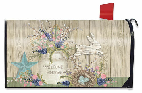 Briarwood Lane Gifts of Spring Mailbox Cover