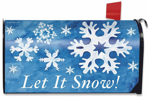Briarwood Lane Let It Snow Large Mailbox Cover