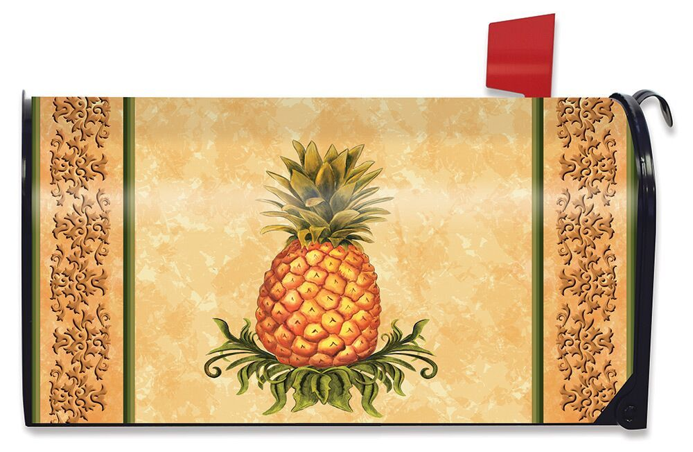 Briarwood Lane Pineapple Large Mailbox Cover