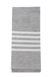MAINSTREET COLLECTION TWILL STRIPE TOWEL