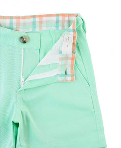 RuggedButts Neo Mint Lightweight Chino Short