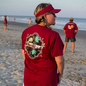 Palmetto Shirt Co. USC Pattern T-shirt