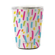 Load image into Gallery viewer, Caus Paint Splash Stainless Steel Coffee Tumbler
