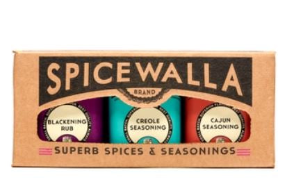 Spicewalla 3 Pack Louisiana Collection