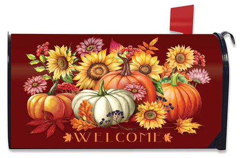 Briarwood Lane Fall Beauty Large Mailbox Cover
