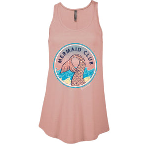 ITS A GIRL THING MERMAID CLUB TANK TOP