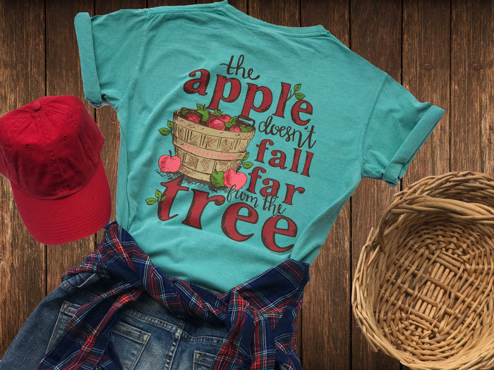 Southernology Apple Tree Short Sleeve T-shirt