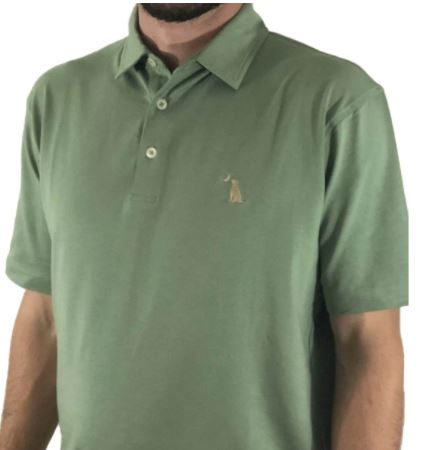 Local Boy Outfitters Bermuda Blend Polos Olive