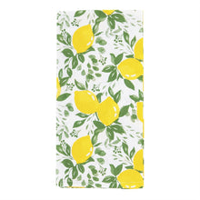 Load image into Gallery viewer, EVERGREEN SP20 LEMON DROP GUEST TOWEL