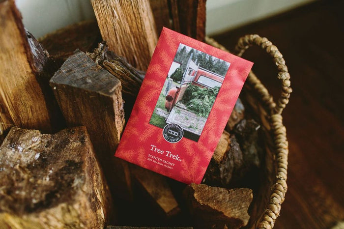 Bridgewater Candle Company Tree Trek Sachet