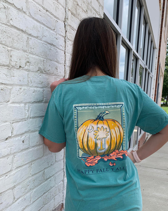 Palmetto Pumpkin T-shirt