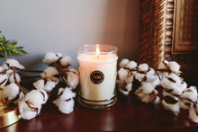Load image into Gallery viewer, Bridgewater Candle Company White Cotton Large Jar Candle