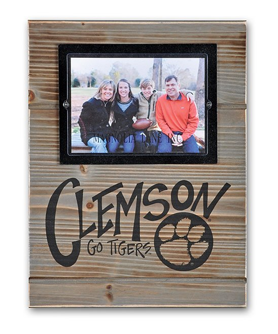 Magnolia Lane Clemson University Wood Frame