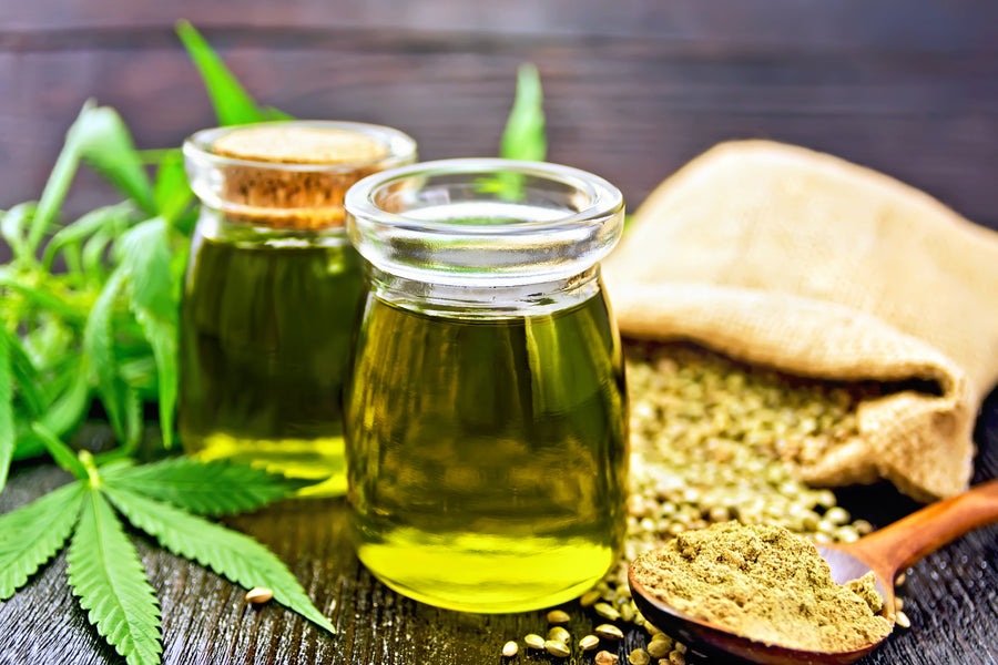 What is Hemp Oil?