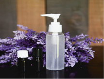 Sanitising spray using Lavender oil