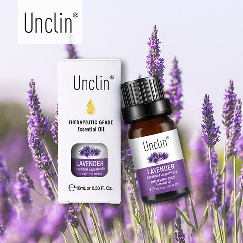 Unclin Therapeutic 100% Pure Natural Essential Oil - Lavender
