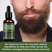 Load image into Gallery viewer, Aliver 30ml Bioactive Hemp Beard Oil-EssenceHempOil