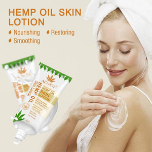 ALIVER Hemp Oil Body Cream 100ml-EssenceHempOil