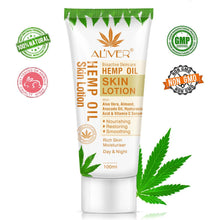 Load image into Gallery viewer, ALIVER Hemp Oil Body Cream 100ml-EssenceHempOil