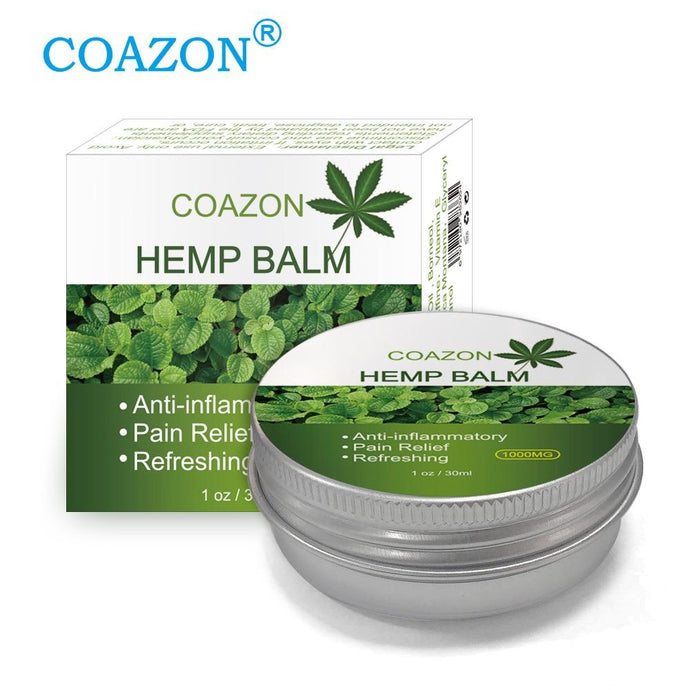 Coazon Hemp Balm Salve 30ml-EssenceHempOil
