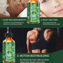Load image into Gallery viewer, MABOX Bio-Active Hemp Oil drops 2000mg-EssenceHempOil
