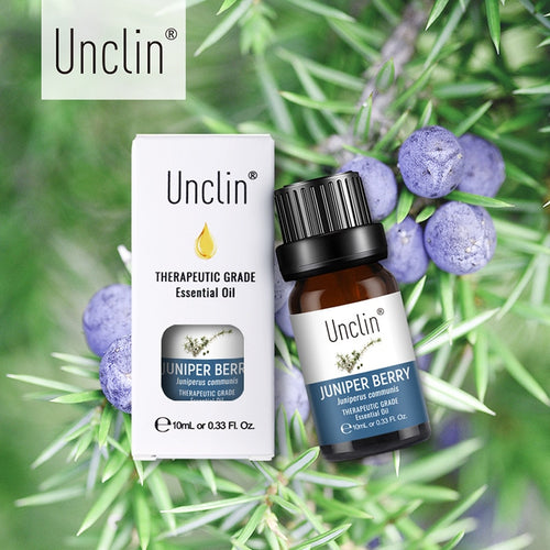 Unclin Therapeutic 100% Pure Natural Essential Oil - Juniper Berry