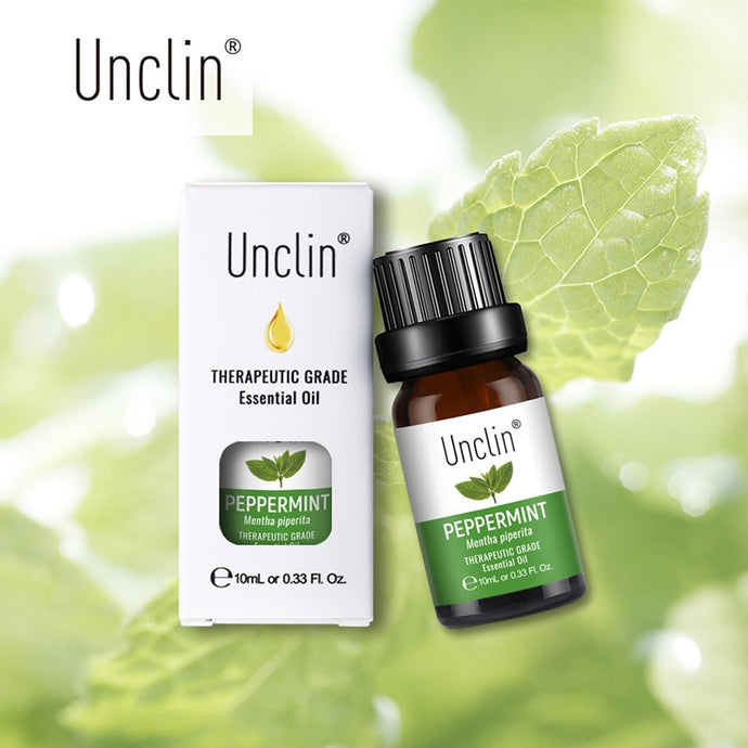 Unclin Therapeutic 100% Pure Natural Essential Oil - Peppermint