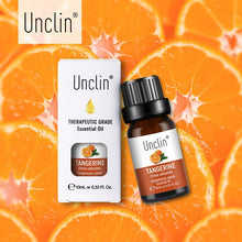 Load image into Gallery viewer, Unclin Therapeutic 100% Pure Natural Essential Oil - Tangerine