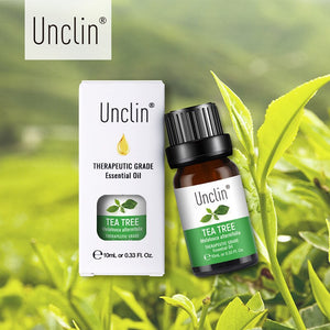 Unclin Therapeutic 100% Pure Natural Essential Oil - Tea Tree