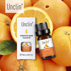 Unclin Therapeutic 100% Pure Natural Essential Oil - Orange