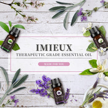 Load image into Gallery viewer, IMIEUX Therapeutic Grade Essential Oils 10ml - Sandalwood