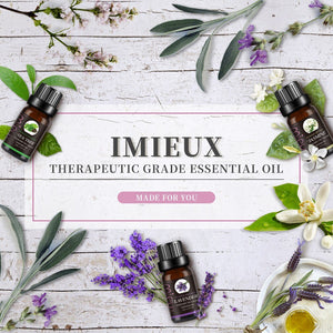 IMIEUX Therapeutic Grade Essential Oils 10ml - Black Pepper