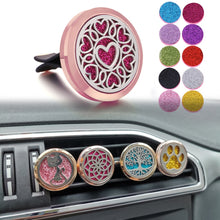 Load image into Gallery viewer, Aromatherapy Car Vent Essential Oil Diffuser