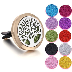 Aromatherapy Car Vent Essential Oil Diffuser