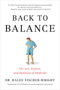 Back to Balance book cover