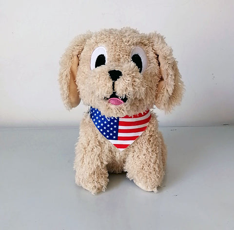 Stella The Ambassadog Plush Toy