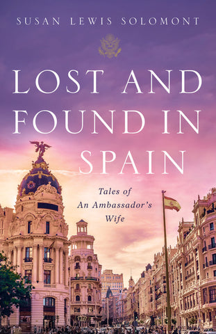 Lost and Found in Spain book cover