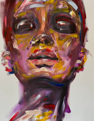 PASSION BLACK AFRICAN AMERICAN ART MR ANDRE S