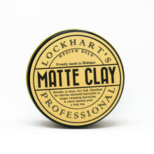 Load image into Gallery viewer, Lockhart's - Matte Clay