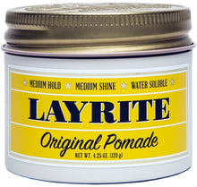 Load image into Gallery viewer, Layrite - Original Pomade
