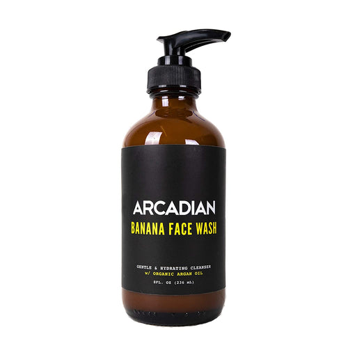 Arcadian - Banana Face Wash