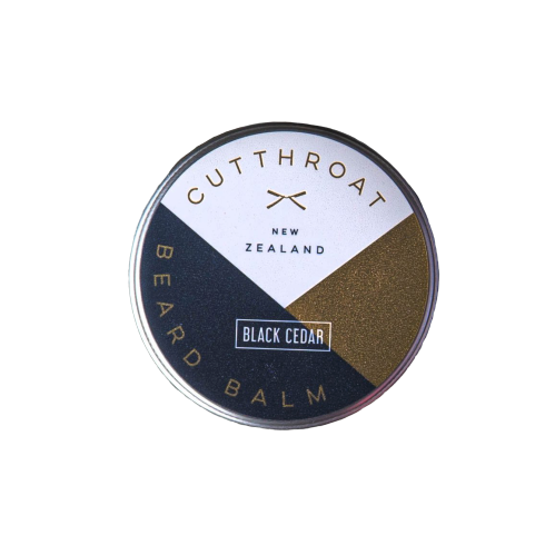 Cutthroat Beard Balm - Black Cedar
