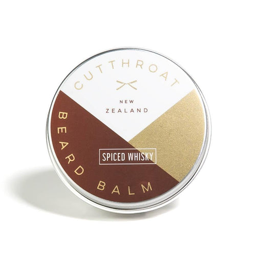 Cutthroat Beard Balm - Spiced Whisky