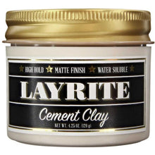 Load image into Gallery viewer, Layrite - Cement Hair Clay (120gr)