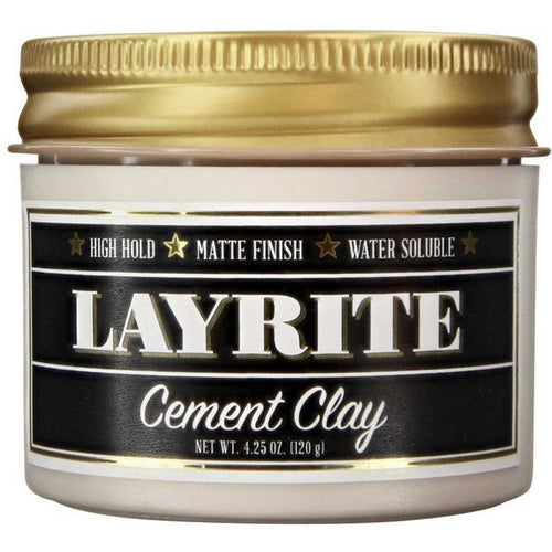 Layrite - Cement Hair Clay (120gr)