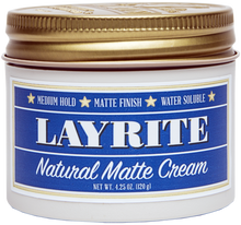 Load image into Gallery viewer, Layrite - Natural Matte Cream