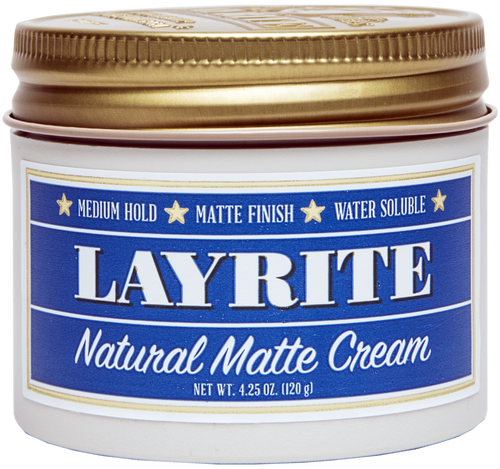 Layrite Natural Matte Cream (120gr)