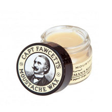 Load image into Gallery viewer, Captain Fawcett's - Sandalwood Moustache Wax (15ml)