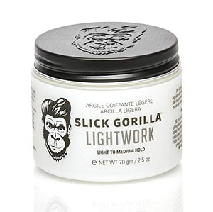 Slick Gorilla Lightwork Pomade (70g)