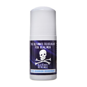 bluebards revenge eco-warrior deodorant for men